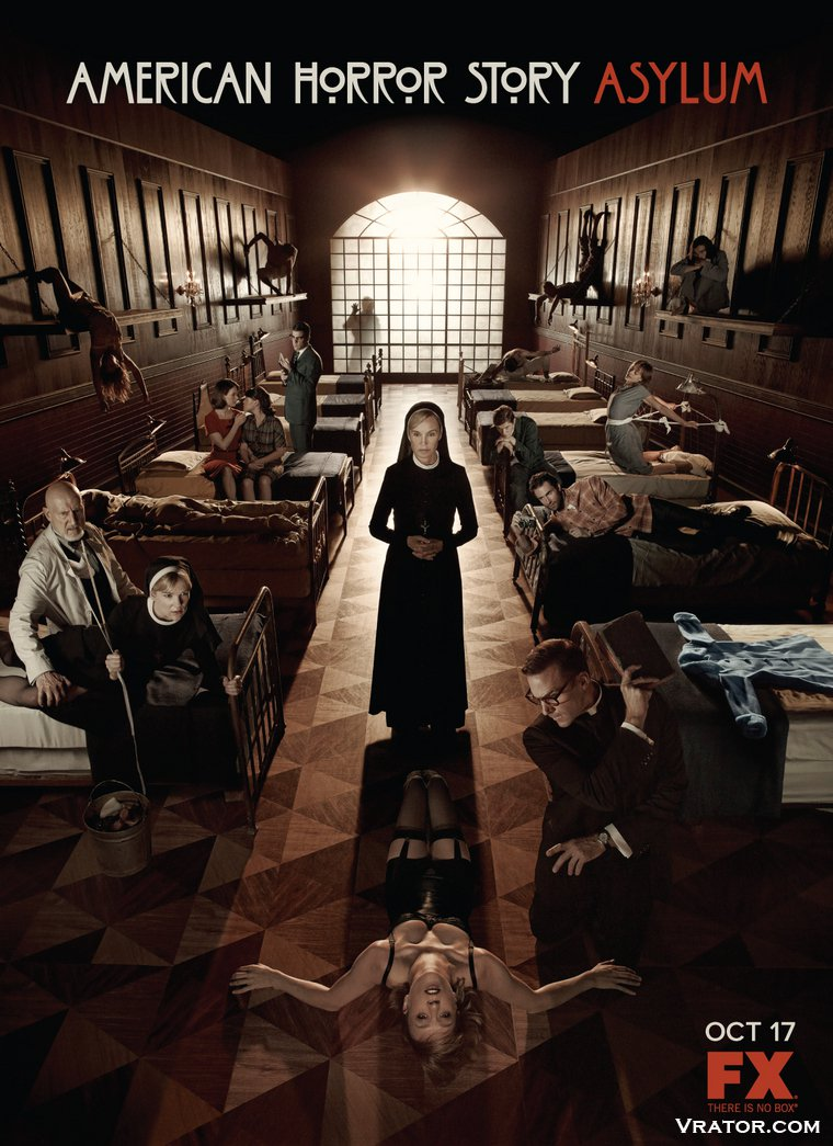 Американская история ужасов: Шабаш (3 сезон) - American Horror ...