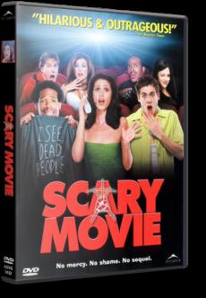 Очень страшное кино - Scary Movie (2000) BDRip