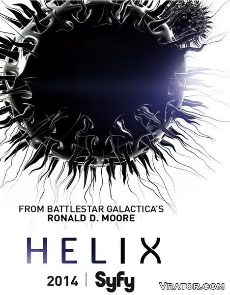 Спираль helix сезон 02 серия 01 04 из 13 2015
