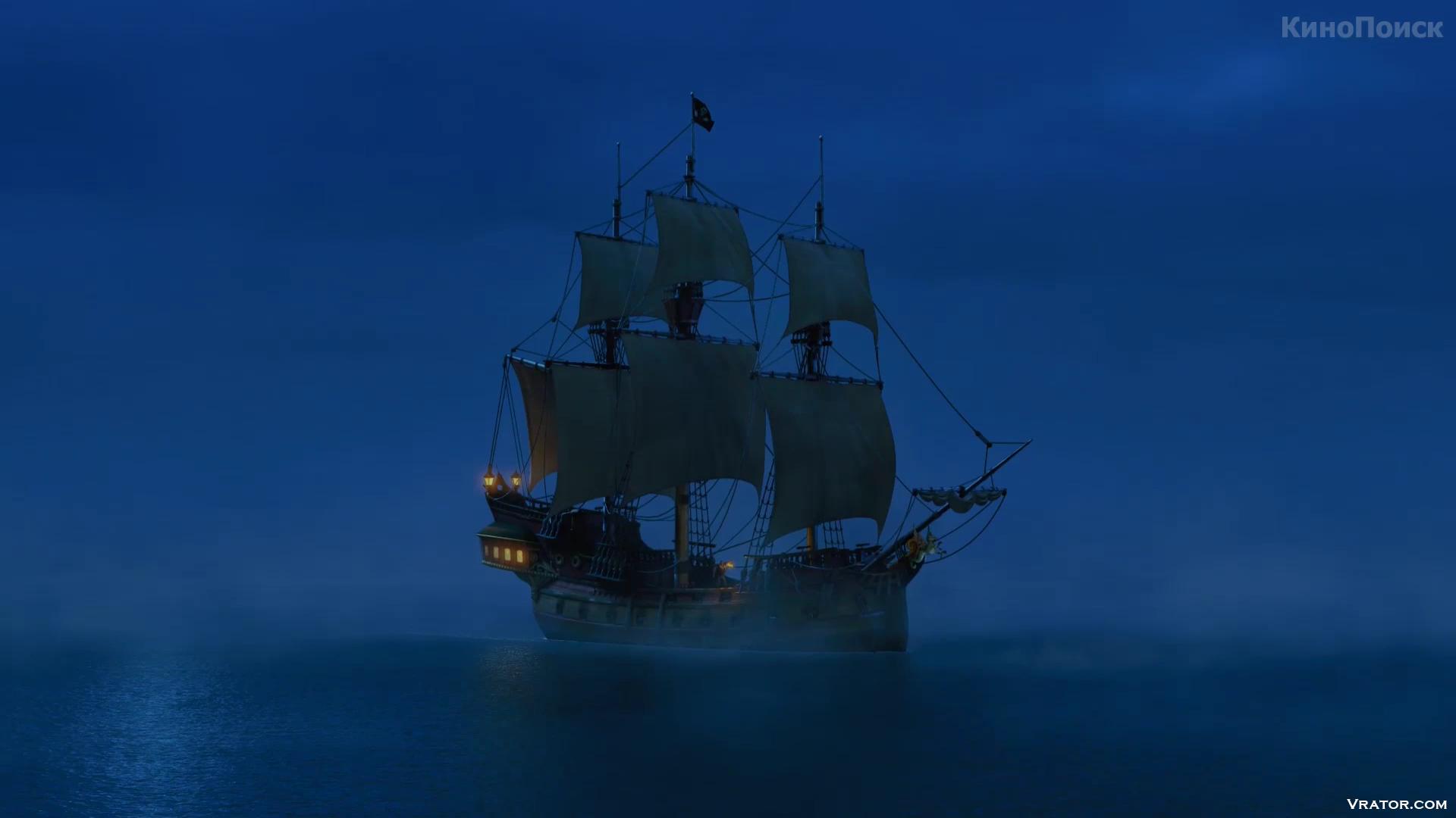 Скачать феи загадка пиратского острова через торрент - 35