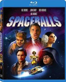 Космические яйца / Космобольцы / Spaceballs (1987) BDRip