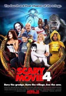 Очень страшное кино 4 / Scary Movie 4 (2006) HDRip