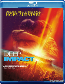 Столкновение с бездной / Deep Impact (1998) BDRip
