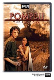 BBC: Последний день Помпеи / BBC: Pompeii. The Last Day (2003) DVDRip