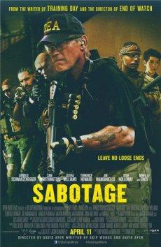 Саботаж / Sabotage (2014) HD 720p | трейлер