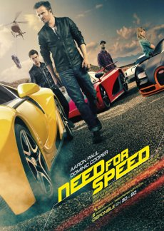 Жажда скорости / Need for Speed (2014) DCPrip 2K | Трейлер