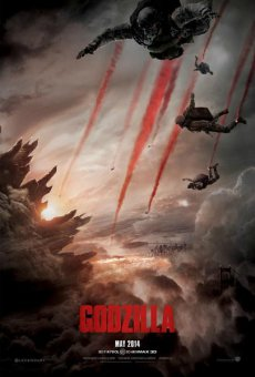 Годзилла / Godzilla (2014) HD 1080p | Трейлер