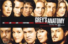 Анатомия страсти (Анатомия Грей) / Grey's Anatomy (Сезон 3) (2006-2007)