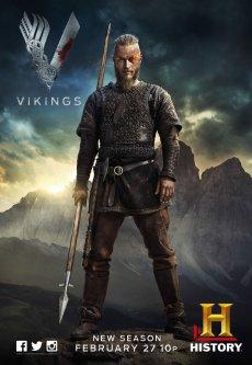 Викинги  [4 сезон, 1-18 серии из 20] (2016)/ Vikings