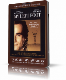 Моя левая нога / My Left Foot: The Story of Christy Brown (1989) DVDRip