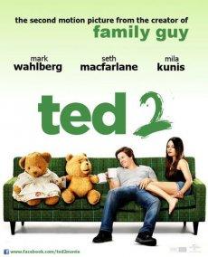 Третий лишний 2 / Ted 2 (2015) WEBRip