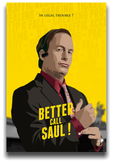 ����� ������� ���� / Better Call Saul [����� 01, ����� 01-08 �� 10] (2015)