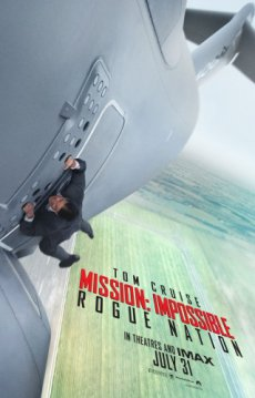 Миссия невыполнима: Племя изгоев / Mission: Impossible - Rogue Nation (2015) HDTVRip / звук с TS