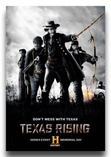 Скачать 1 сезон Восстание Техаса через торрент