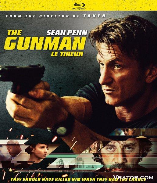 Фильм ганмен / the gunman (2015) bdrip скачать через торрент в.