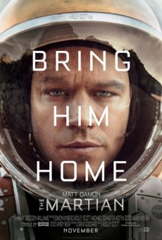 Марсианин / The Martian (2015) WEB-DLRip