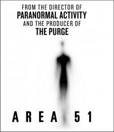 Зона 51 / Area 51 (2015) WEB-DLRip