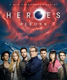 Скачать 1 сезон Героев: Возрождение через торрент