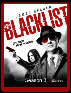 Скачать 3 сезон Черный список через торрент