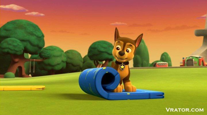 Смотреть мультфильм Щенячий патруль онлайн в хорошем качестве 720p