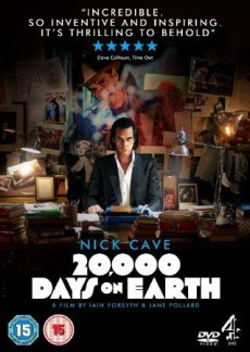20 000 дней на Земле / 20,000 Days on Earth (2014) HDRip
