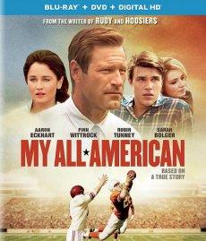 Все мои американцы / My All American (2015) HDRip