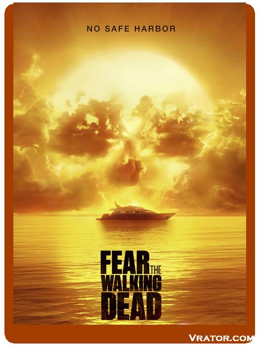 Бойтесь ходячих мертвецов (4 сезон) скачать через торрент бесплатно.