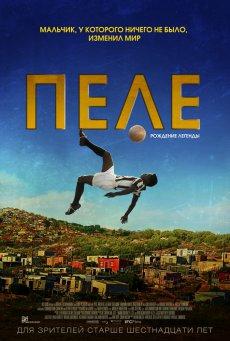Пеле: Рождение легенды / Pelé: Birth of a Legend (2016) WEB-DLRip