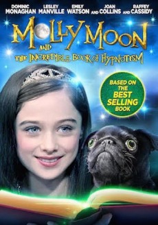 ����� ��� � ��������� ����� ������� / Molly Moon and the Incredible Book of Hypnotism (2015) BDRip