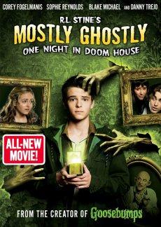 Небольшое привидение: Одна ночь в проклятом доме / Mostly Ghostly 3: One Night in Doom House (2016) WEB-DLRip