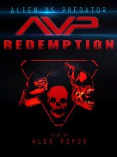Чужой против Хищника : Возвращение / AVP Redemption (2015) WEB-DLRip