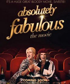 Просто потрясающе / Absolutely Fabulous: The Movie (2016) WEB-DLRip