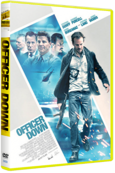 Офицер ранен / Officer Down (2013) HDRip