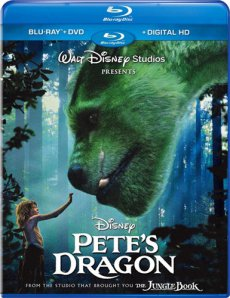 Пит и его дракон / Pete's Dragon (2016) BDRip 720p