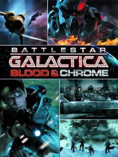 Звездный крейсер Галактика: Кровь и Хром / Battlestar Galactica: Blood and Chrome (2012) HDRip-AVC