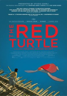 Красная черепаха / The Red Turtle / La tortue rouge (2016) HDRip