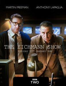Шоу Эйхмана / The Eichmann Show (2015) BDRip 1080р