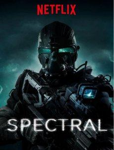 Спектральный анализ / Spectral (2016) WEBRip-AVC