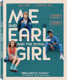 Я, Эрл и умирающая девушка / Me and Earl and the Dying Girl (2015) BDRip-AVC