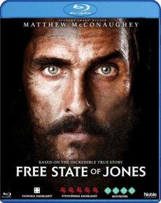 Свободный штат Джонса / Free State of Jones (2016) HDRip