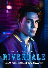 Ривердэйл [1 сезон, 1-4 серия из 10] (2017) / Riverdale