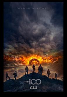 Сотня [4 сезон] (2017) / The 100