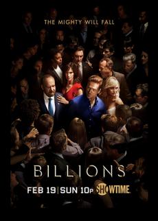 Миллиарды [2 сезон, 1-6 серия из 12] (2017)  / Billions