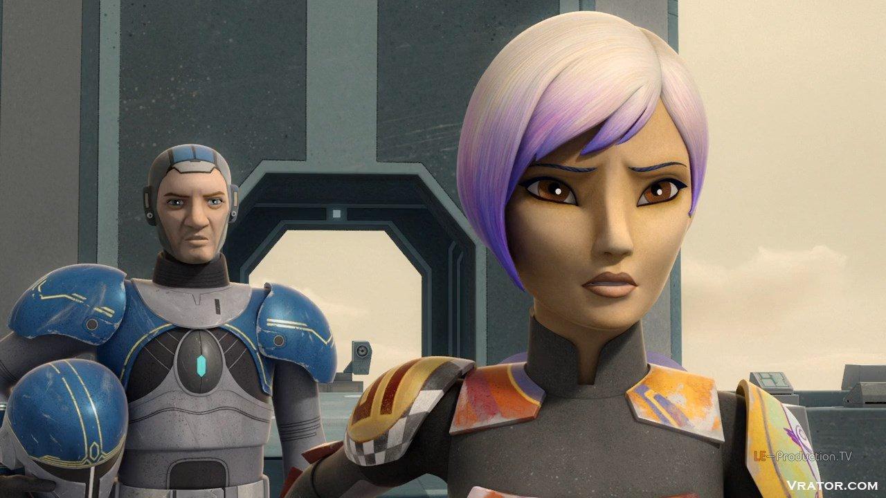 Звездные войны: повстанцы (1-4 сезон) lostfilm смотреть онлайн.