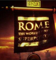 Рим: Первая сверхдержава  [1 сезон] (2014) / Rome: The World's First Superpower