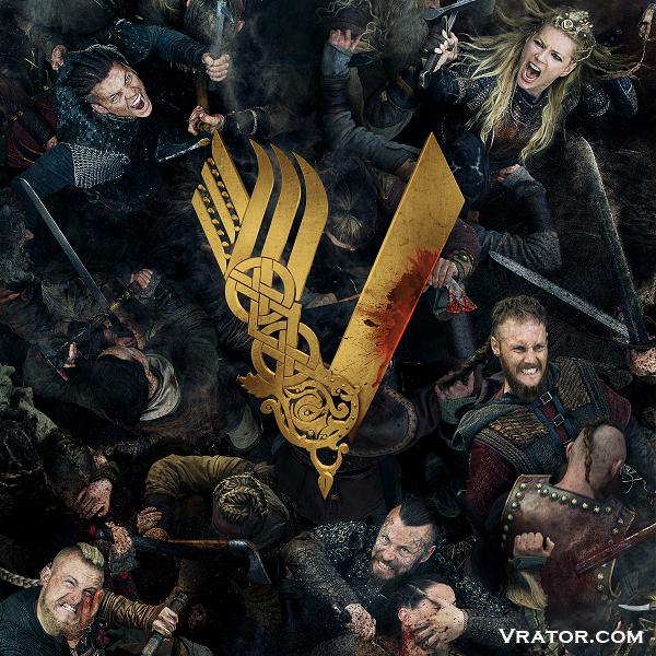 Скачать через торрент викинги 1 сезон 1 серия.