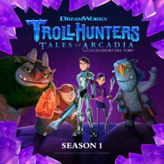 Охотники на троллей [2 сезон, 1-9 серии из 13] (2017) / Trollhunters