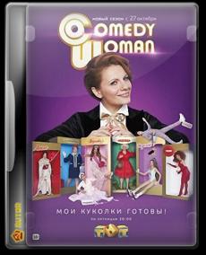 Скачать Comedy Woman через торрент