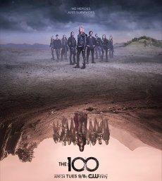 Сотня  [5 сезон, 1-7 серия из 13] (2018) / The 100