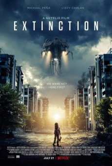 Закат цивилизации / Extinction (2018) WEB-DLRip